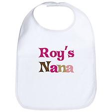Roy's Nana Bib