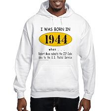 BORN IN 1944 Hoodie