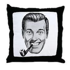 Dobbshead Throw Pillow
