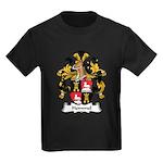 Hemmel Family Crest Kids Dark T-Shirt