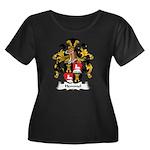Hemmel Family Crest Women's Plus Size Scoop Neck D