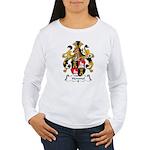 Hemmel Family Crest Women's Long Sleeve T-Shirt