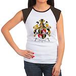 Hemmel Family Crest Women's Cap Sleeve T-Shirt