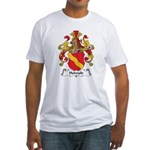 Helmold Family Crest Fitted T-Shirt