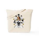 Hellen Family Crest Tote Bag