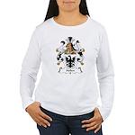Hellen Family Crest Women's Long Sleeve T-Shirt