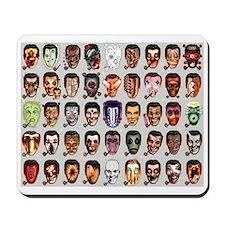 Heart Ignition's 45 Dobbsheads 3 Mousepad