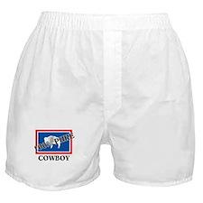 100 Percent Cowboy Boxer Shorts