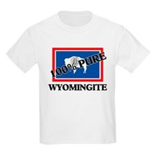 100 Percent Wyomingite T-Shirt
