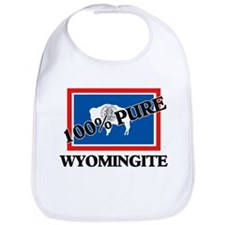 100 Percent Wyomingite Bib