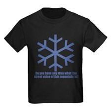 Better Off Dead Pure Snow T