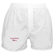 Veronica's Nana Boxer Shorts