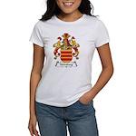 Heimburg Family Crest Women's T-Shirt