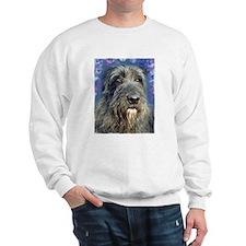 Unique Irish wolfhound dog Sweatshirt