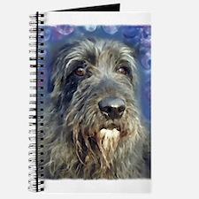 Unique Irish wolfhound Journal
