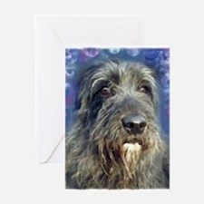 GorgeousIrishWolfhound Greeting Cards