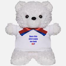 Look 88 shirt Teddy Bear