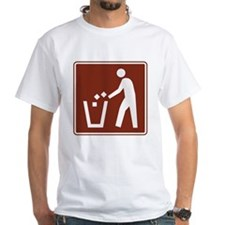 Litter Container Sign Shirt