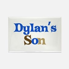 Dylan's Son Rectangle Magnet