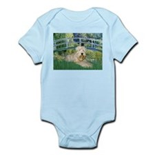 Lily Bridge & Wheaten Terrier Infant Creeper