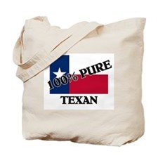 100 Percent Texan Tote Bag