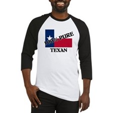 100 Percent Texan Baseball Jersey