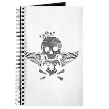 Winged Skull Journal