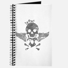 Winged Skull Journal