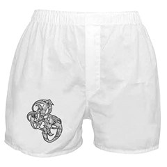BO SMILE NOW CRY LATER Boxer Shorts
