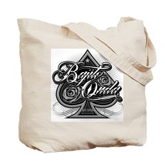 BO SMILE NOW CRY LATER Tote Bag