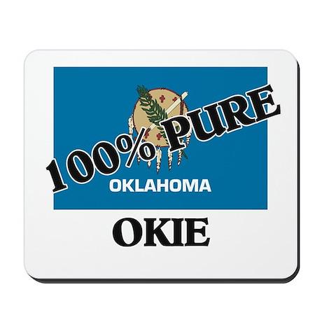 100 Percent Okie Mousepad
