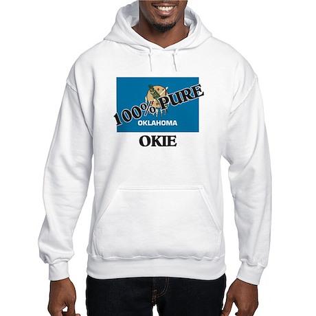 100 Percent Okie Hooded Sweatshirt
