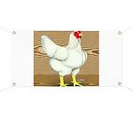 Cornish/Rock Hen Banner