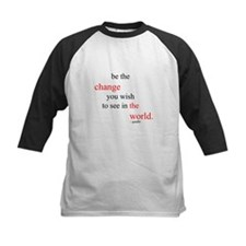 Cute Change quote Tee