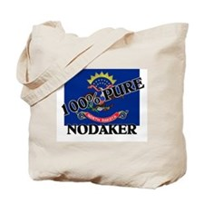 100 Percent Nodaker Tote Bag
