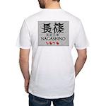 NAGASHINO Fitted T-Shirt