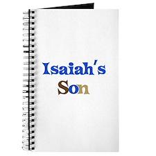 Isaiah's Son Journal