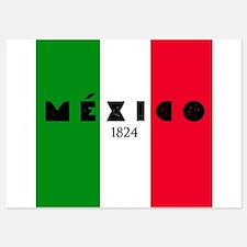 Mexico 1824 Invitations
