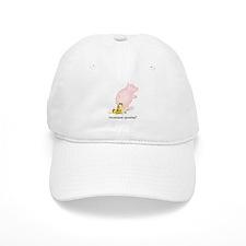 Incontinent Spending Piggy Bank Baseball Cap