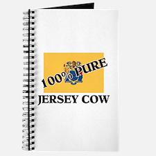 100 Percent Jersey Cow Journal