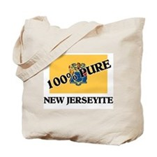 100 Percent New Jerseyite Tote Bag