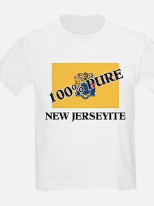 100 Percent New Jerseyite T-Shirt