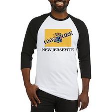 100 Percent New Jerseyite Baseball Jersey