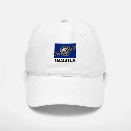 100 Percent Hamster Baseball Baseball Cap