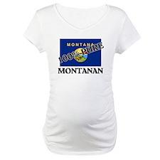 100 Percent Montanan Shirt