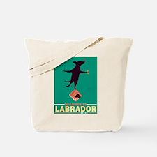 Labrador Brand - Black Lab Tote Bag