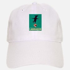 Labrador Brand - Black Lab Baseball Baseball Cap