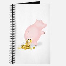 Incontinent Piggy Bank Journal