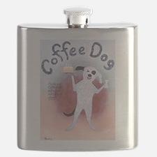 Coffee Dog Flask