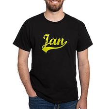 Vintage Jan (Gold) T-Shirt